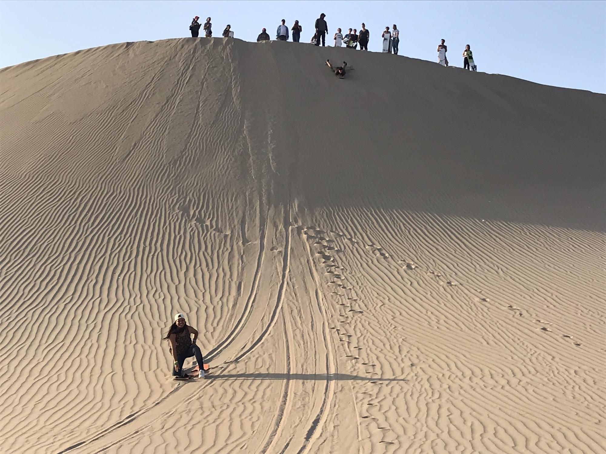 Battlefield Huacachina