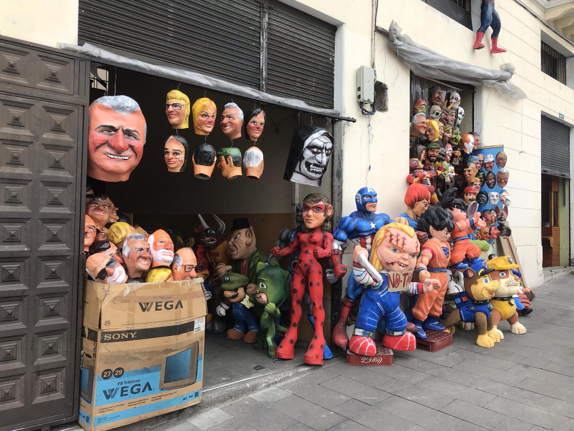 Quito y Pokestop